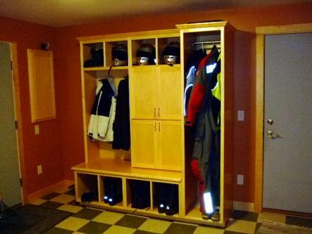 Locker Style for Motorcycle Gear